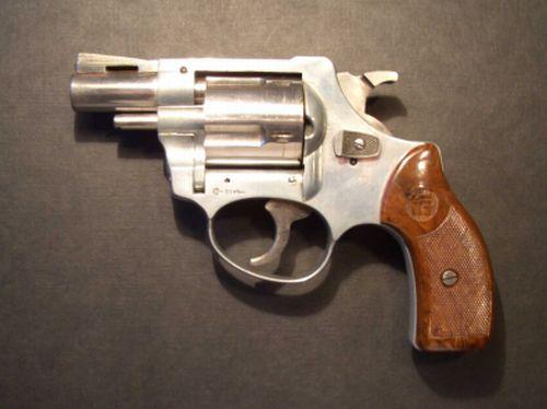 Revolver 38. special