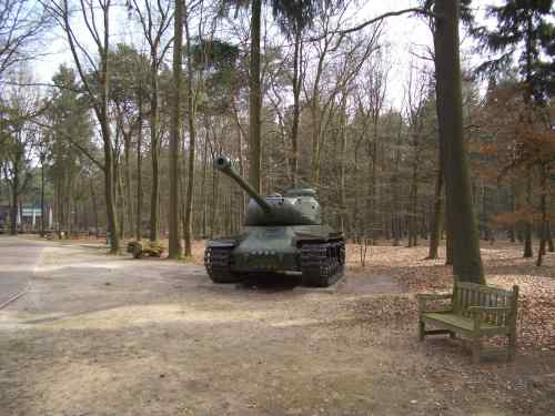 Panzer aus der Schlacht um Overloon