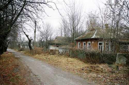 Die schwarzen Dörfer